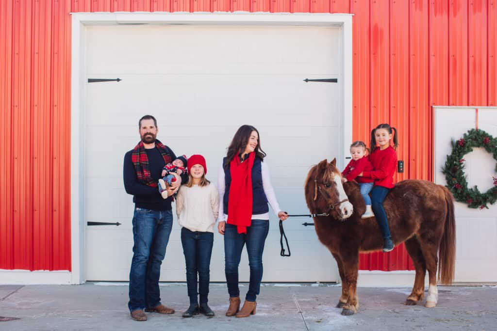 Ask The Expert: What Should I do to Get my Kids Ready for a Family Portrait Session?