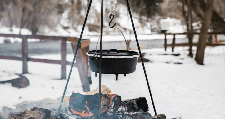 Kids Can Learn to Snowshoe, Cook Outside at Free Drop-in Outdoor Play Sessions in Edmonton this Month