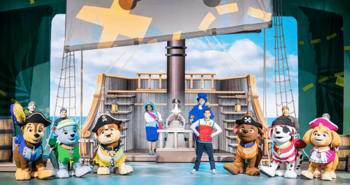 "PAW Patrol LIVE ""The Great Pirate Adventure"" Comes to Town this Weekend"