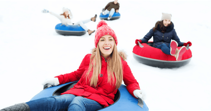 Do this: Late Night Snow-Tubing & Hot Cocoa at Sunridge with the Kids on March 13
