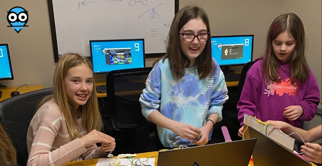 Robot Arena, Experimenting in Minecraft & Makerspace Mayhem Birthday Parties at A&D Tutoring