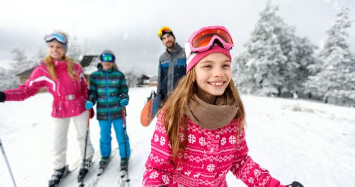 Get a $99 Lift Ticket and Rentals for $99 at Edmonton Ski Club on Family Day