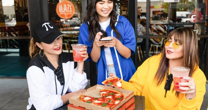 Blaze Pizza has $3.14 Days for Pi Day on March 14