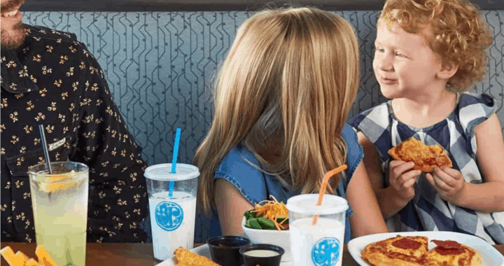 Kids Eat Free at Boston Pizza in Edmonton During the Month of March