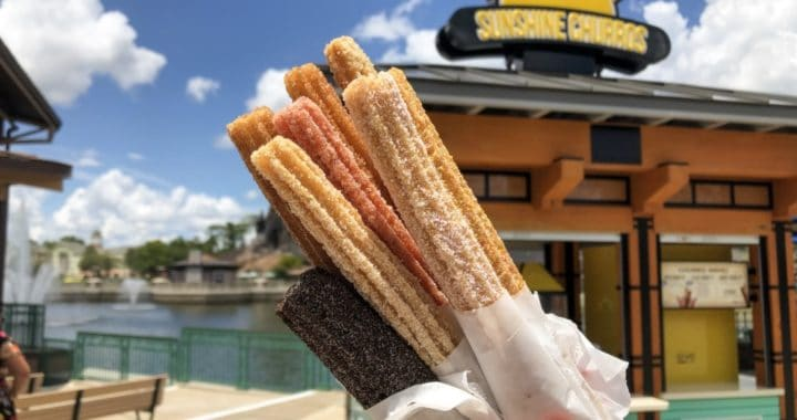 Make Disney Churros and Dole Whip with These Disney Parks Exclusive Recipes
