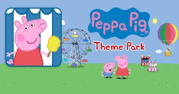 Get 'Peppa Pig' Theme Park App FREE Today (Regular $2.99)