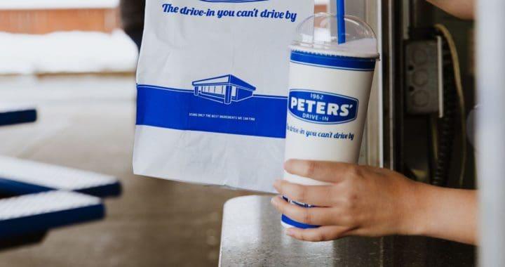 Peter's Drive in is Now Open in Edmonton