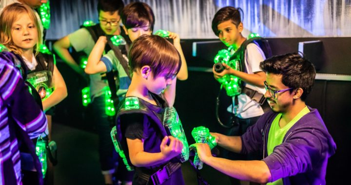 Laser City Day Camps are OPEN for the Summer (Here's how to save $10 off of your Camp!)