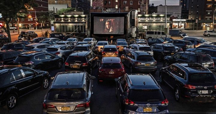 Edmonton Drive-in Movies You Can Watch in August and September