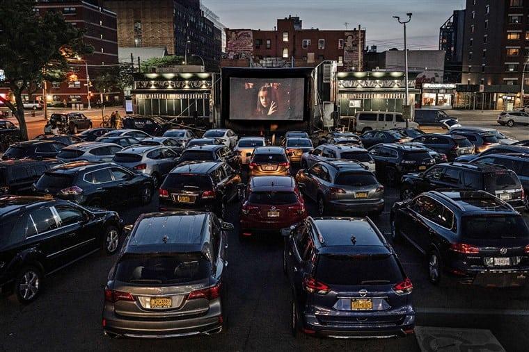 Edmonton Drive in Movies