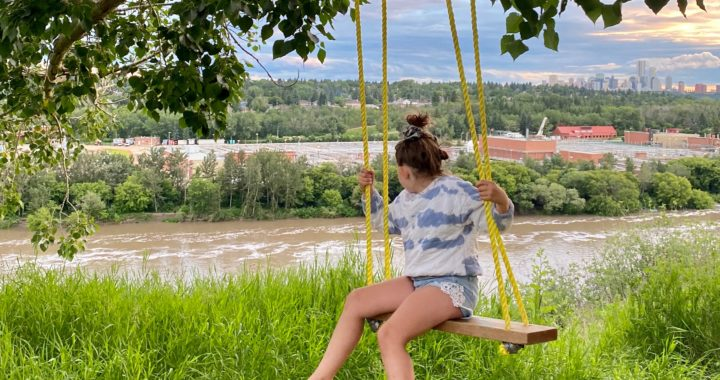 There's a Brand New 'Swing with a View' in Edmonton and Here's How to Get There