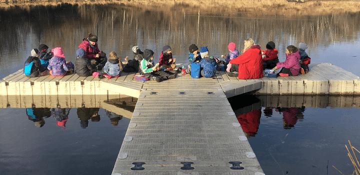 Outdoor and Nature Preschools and Kindergarten Programs in Edmonton, Sherwood Park and St. Albert